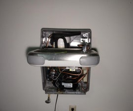 Fix a Leaking Drinking Fountain
