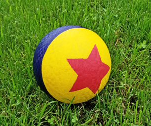 TOY STORY Ball (EASY!)