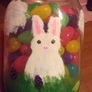 Cute Easter Jar Decoration