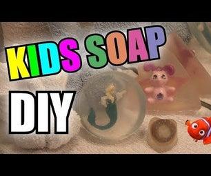 适合孩子的肥皂