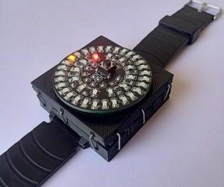 Analog As Well As Digital Watch