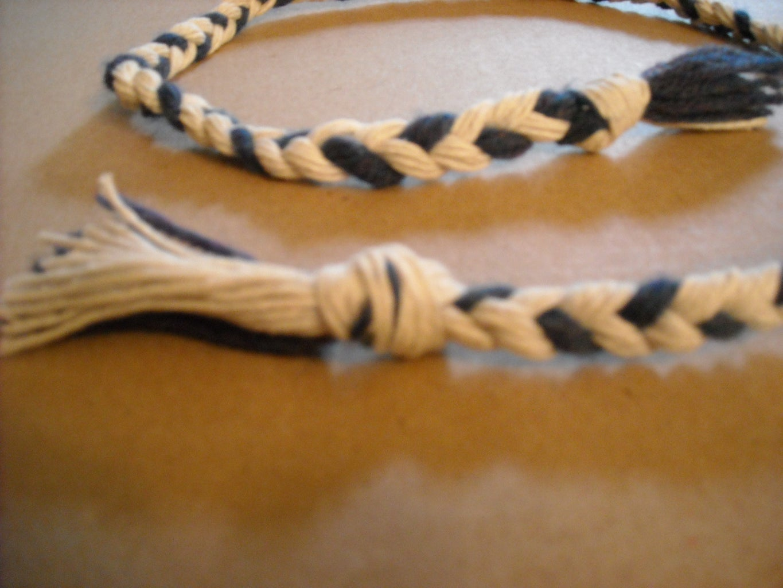 Braid the Yarn and Twine