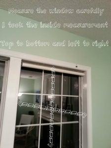Mesure the Windows