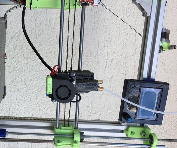 Prusa Haribo 3D Printer Multi Material