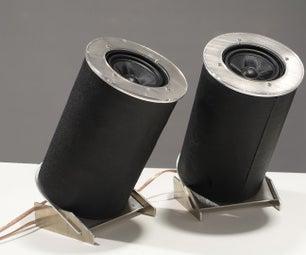 Denim Speakers