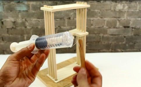 Adding the Syringes