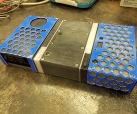 3D Printable Modular Electrical Connector