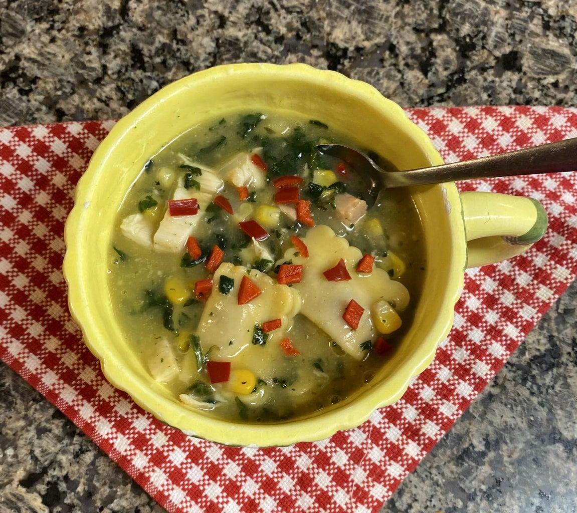 Serving Soup: