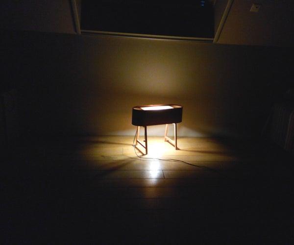 Veneer Lamp