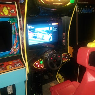 Arcade Racing Setup for XBOX 360