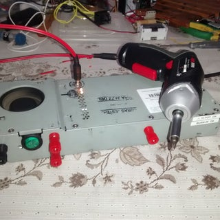 DIY Lab Bench Power Supply