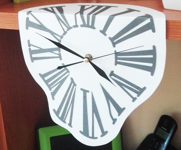 Dali's Soft Clock