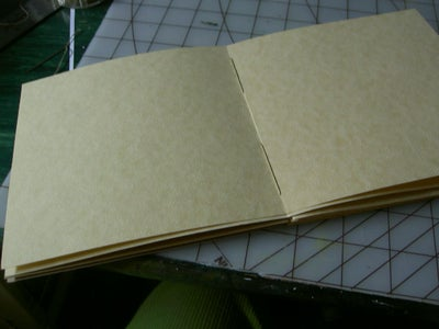 The Finished Bound Journal