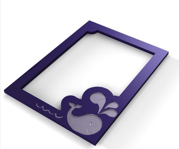 Cute Picture Frame