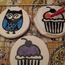 Kids Coloring Cookies