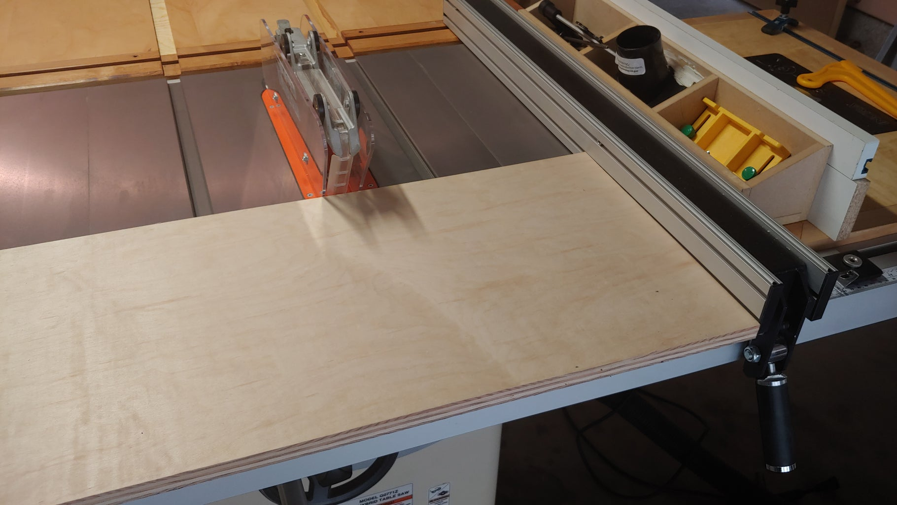 Step 1: Cut the Plywood Base and Top