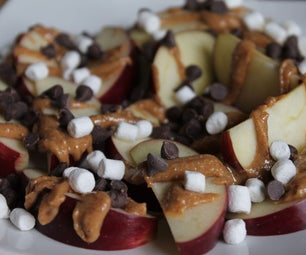 Apple S'mores Nachos