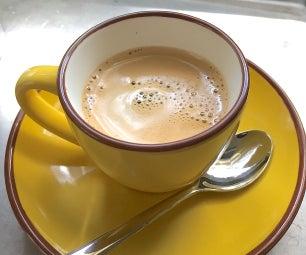 酿造古巴咖啡