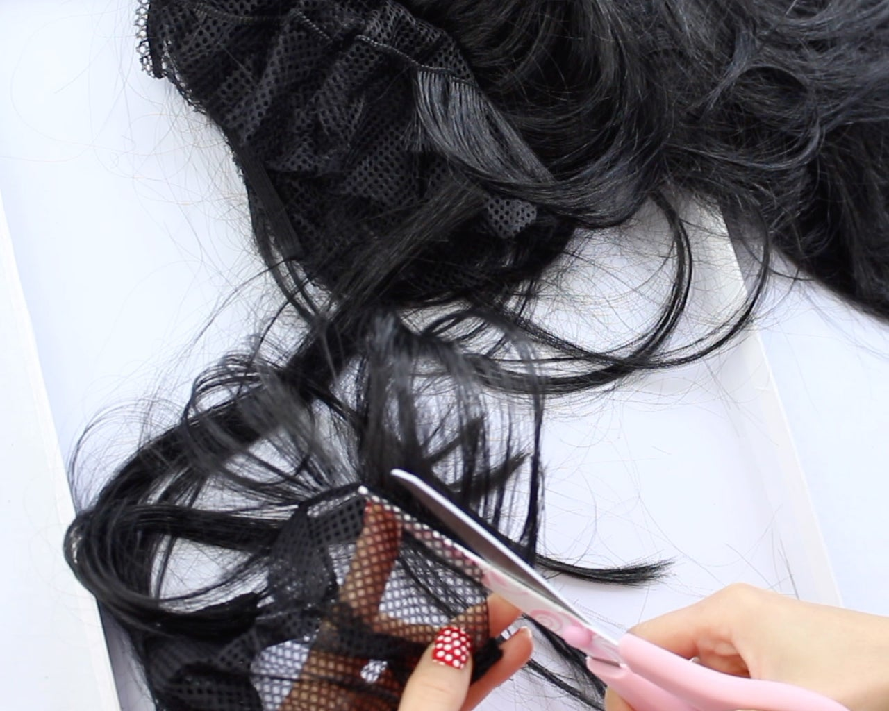 Cutting the Wig