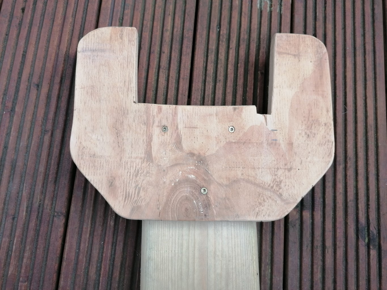 Hangboard Stand (Legs)