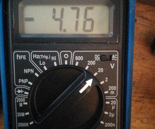 Create a Negative Power Supply for an Analog Circuit