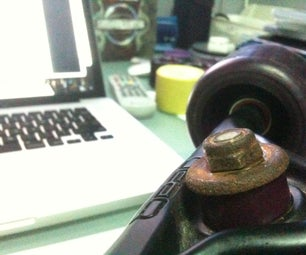 How to Dye Your Skate Wheels and Bushings