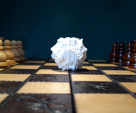 From Chess to a Decorative Figure