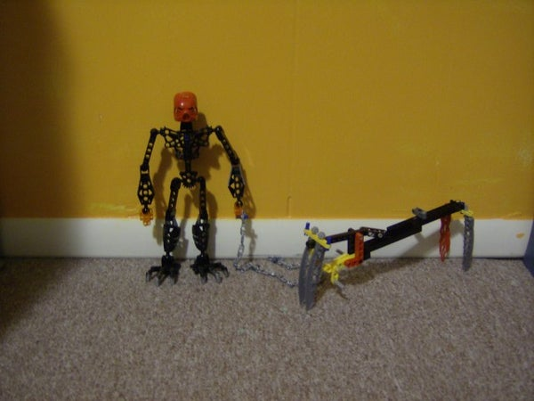 Bionicle Ghost Rider