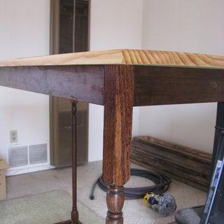 Kitchen Island/Utility Table