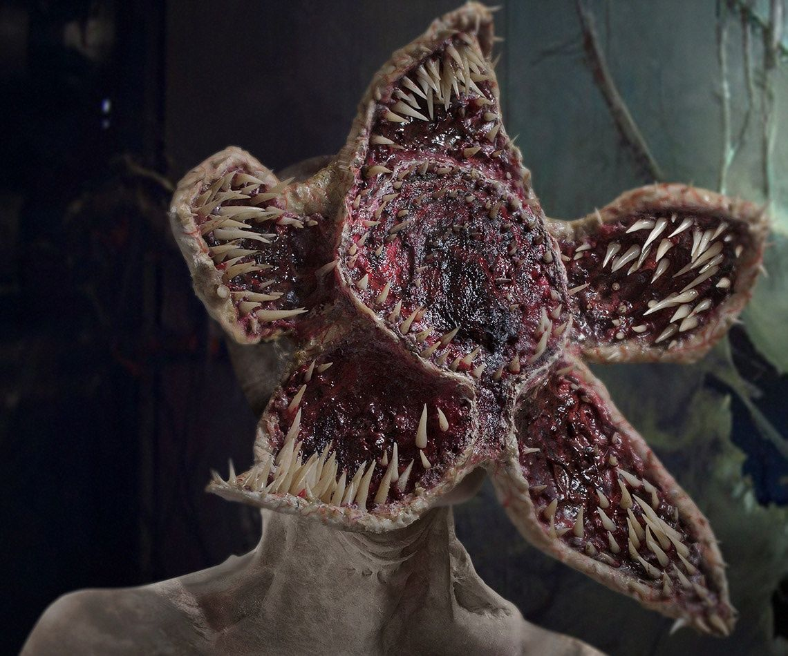 Demogorgon From Stranger Things