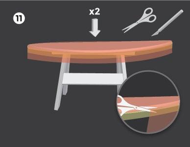 Trimming Your Fiberglass Cloth