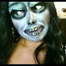 Ghoul/Witch Makeup!