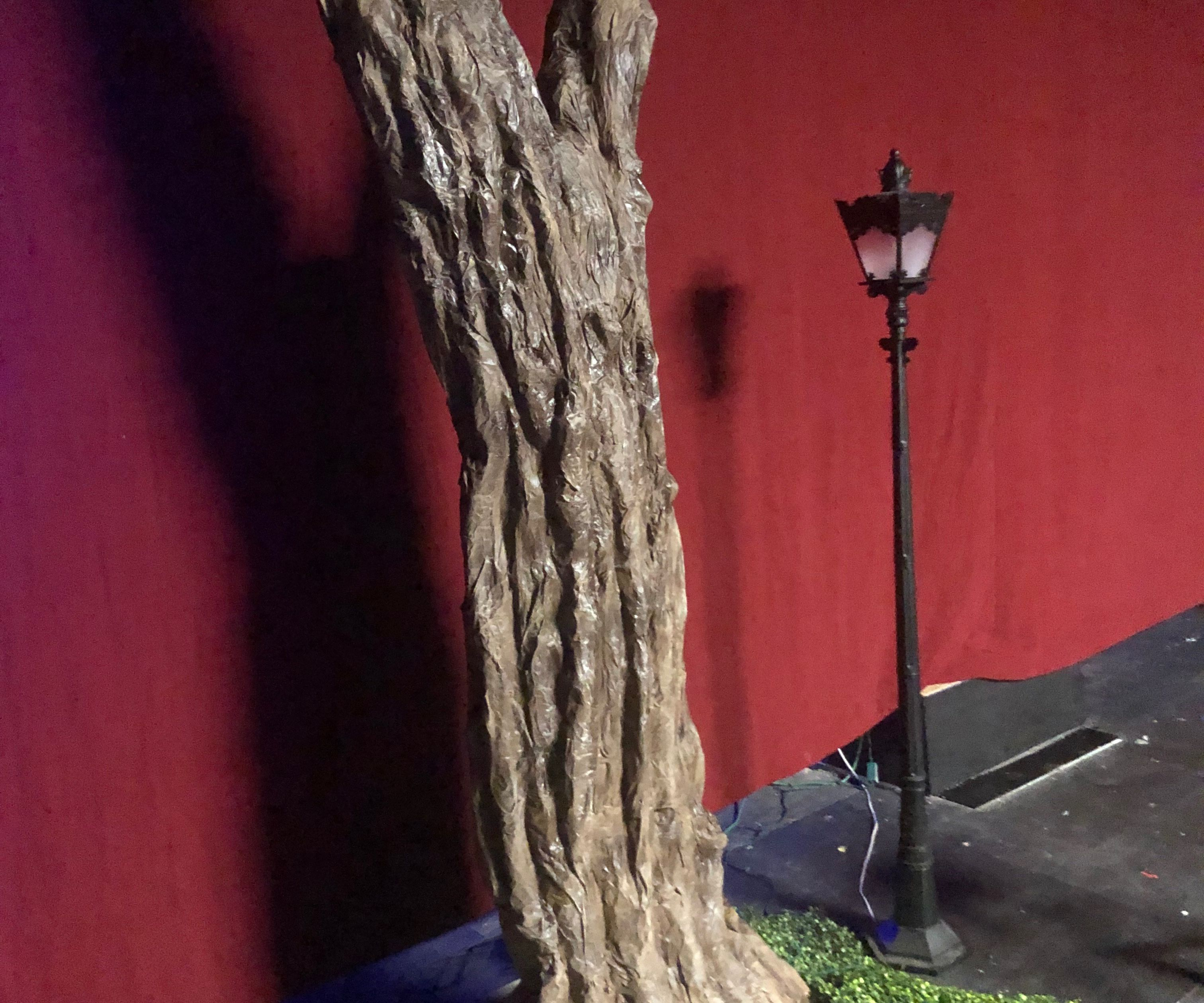 Faux Tree for Stage