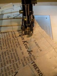 Sew the Neckline