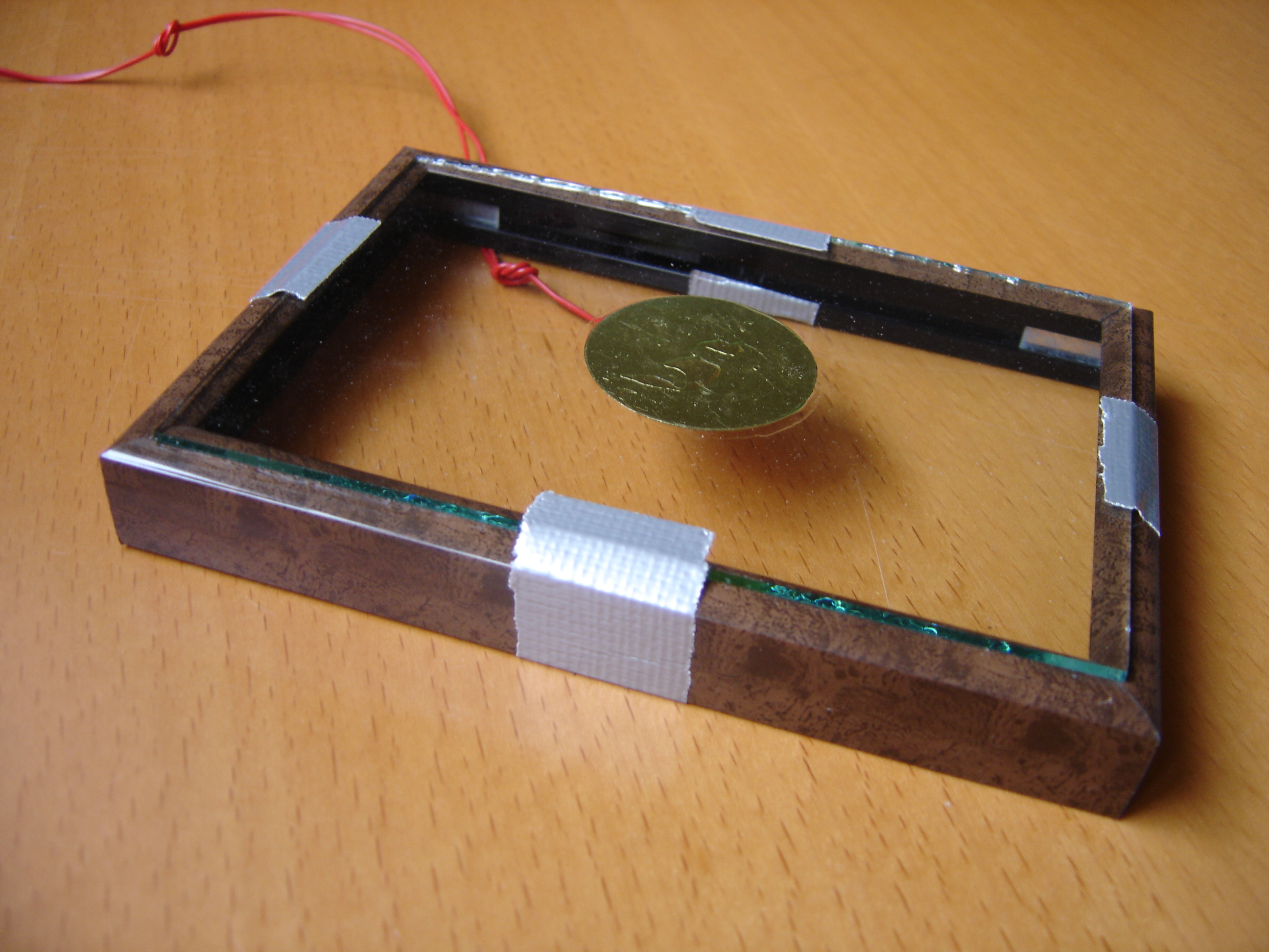 Make an acoustic rain gauge (disdrometer)
