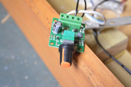 Adding the Magnet and Speed Controller