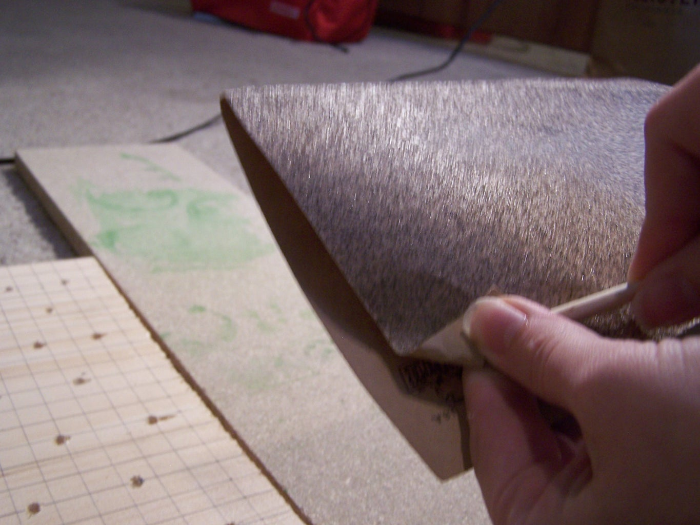 Sawing and Sanding