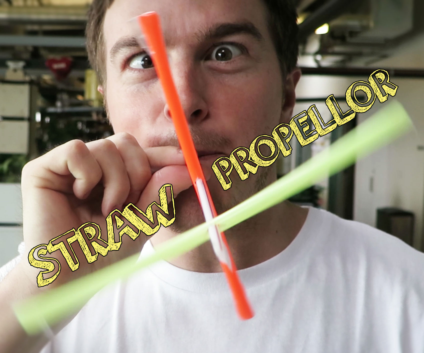 Straw Propellor