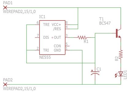 Wiring the Schematic