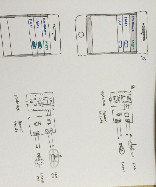 Home Automation Using MQTT and NodeMcu or Arduino