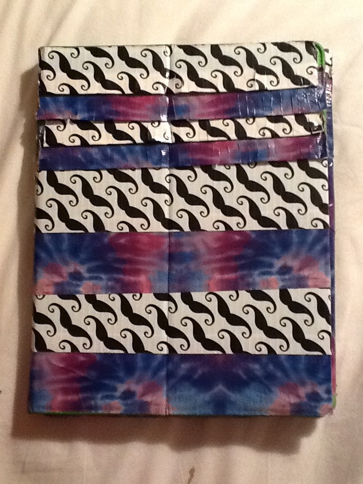 Duct Tape Ipad Case