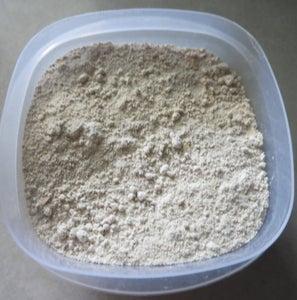 Grind Oatmeal to Powder