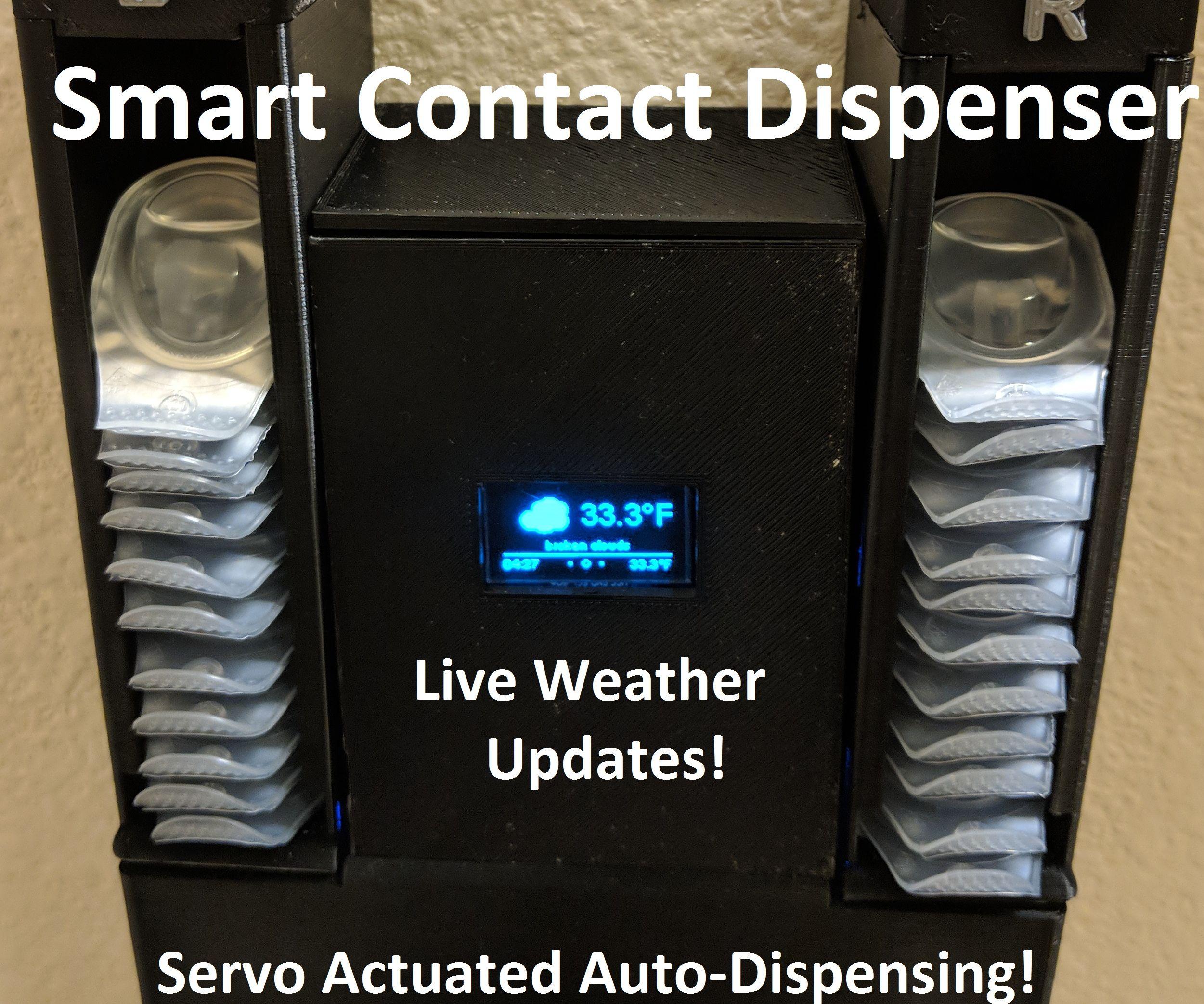 Smart Contact Dispenser