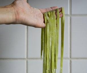 绿豌豆面团