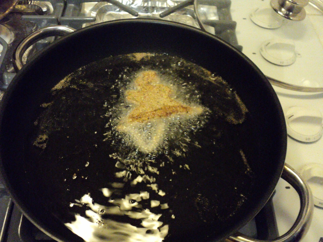 Because I Am the Greatest Fry Chef...