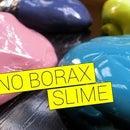 How to Make Slime! Glue + Detergente
