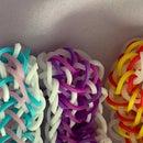Rainbow Loom Underdog Bracelet