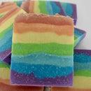 Rainbow Handmade Soap