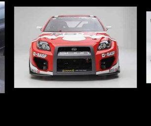 Scion Tc DIY Rally Kit and Rims
