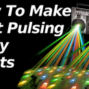 How to make Beat Pulsing Party Lights